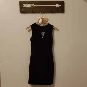 Guess Los Angeles Black Mini Dress